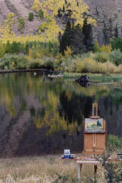 Plein Air Painting Easel